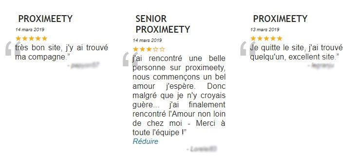 Proximeety : notre avis sur le site de rencontre gratuit