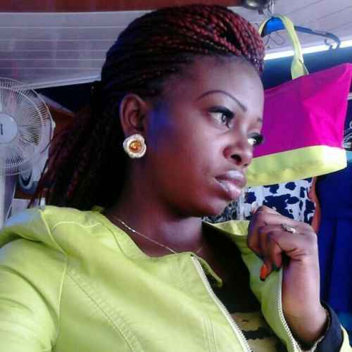femme camerounaise cherche blanc