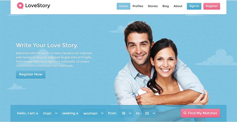 créer un site web de rencontres