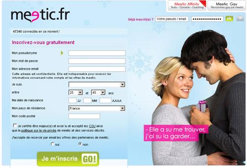 RENCONTRE GRATUITE EN FRANCE