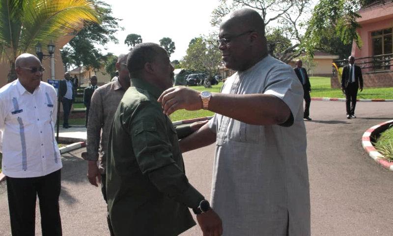 RDC: «dès aujourd'hui, Joseph Kabila crée les conditions de son retour au pouvoir»