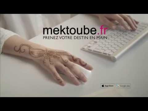que pensez vous du site de rencontre mektoub)