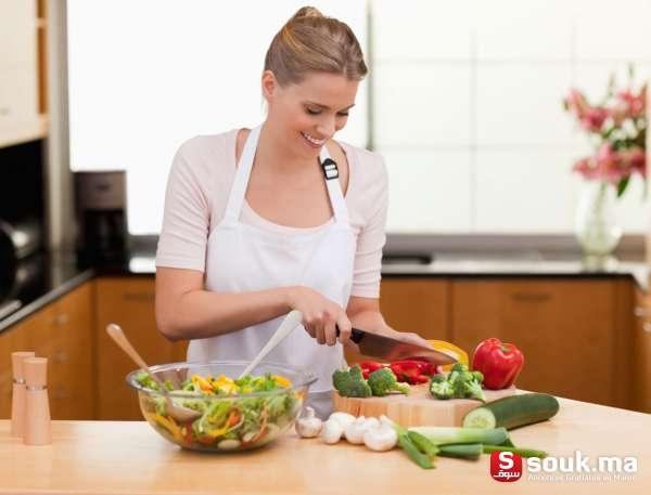 recherche femme cuisiniere)
