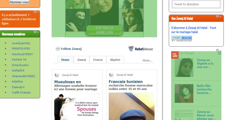 site gratuit de rencontre sans inscription femme cherche marie en france
