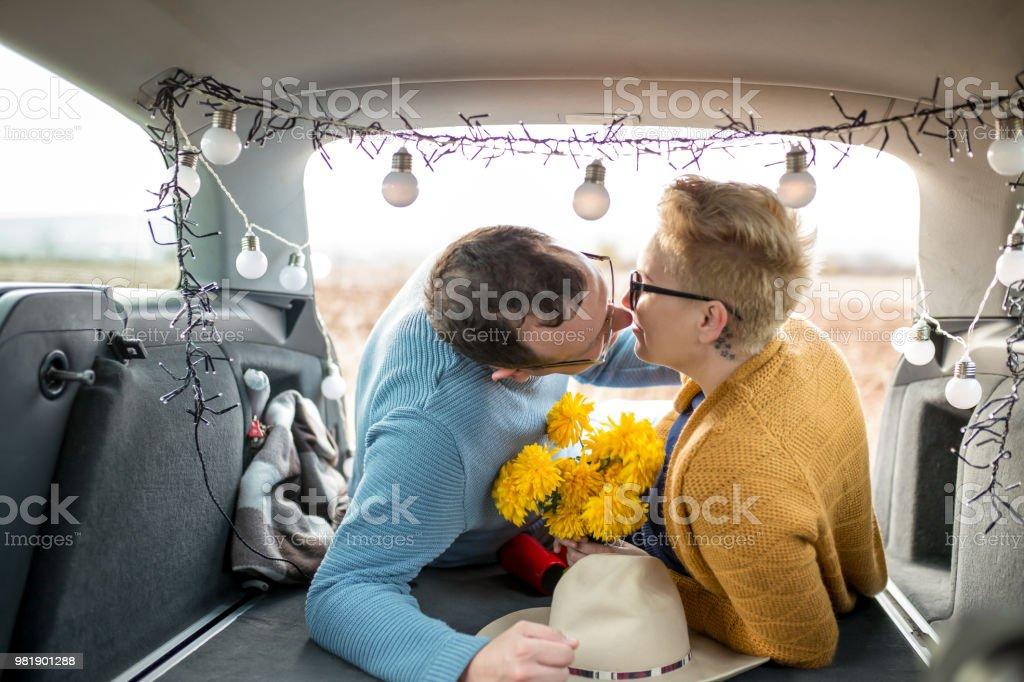recherche homme romantique)