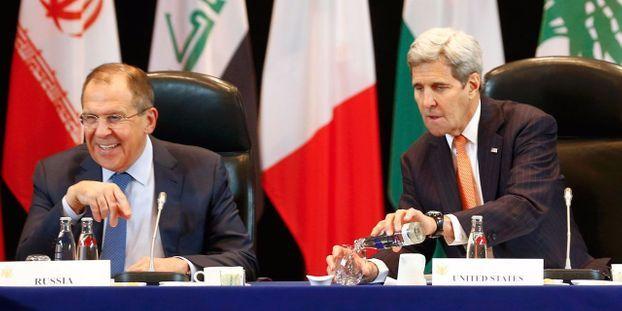 Rencontre internationale sur la Syrie avec Kerry et Lavrov samedi à Lausanne