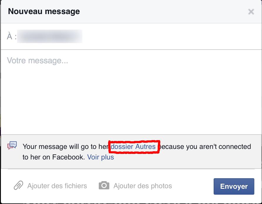 rencontrer une fille sur facebook