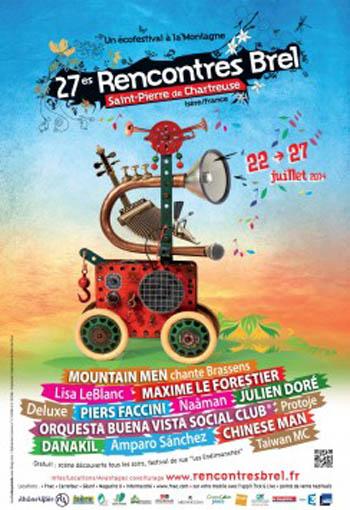 L'édition 2019 du festival Le Grand son, à Saint-Pierre-de-Chartreuse, risque d'être annulée