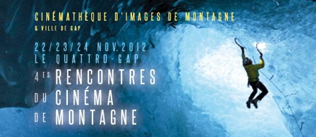 Rencontres du cinéma de montagne Grenoble et Gap
