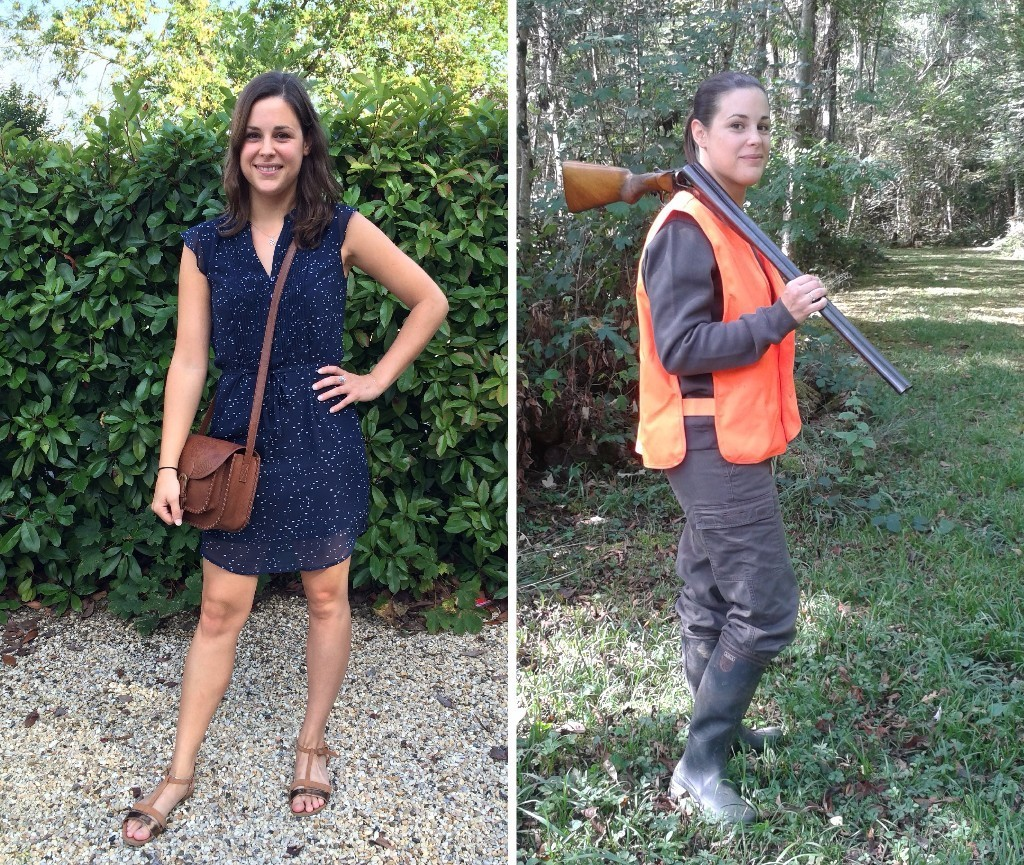 rencontres femme chasse