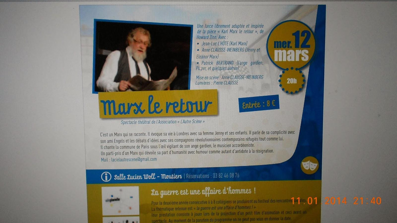 Festival des Rencontres Sociales à Homécourt et Joeuf