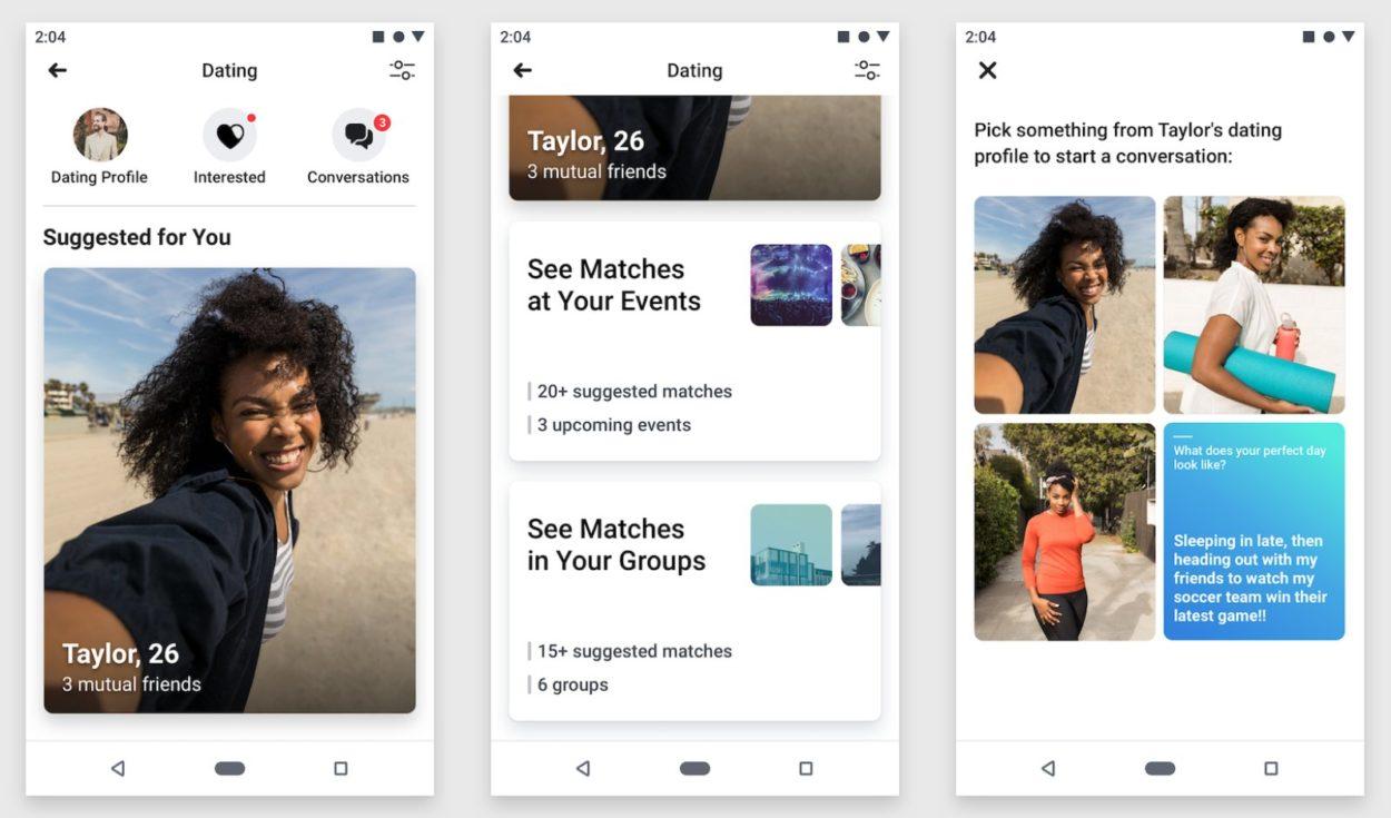 Facebook Dating: le service de rencontres de Facebook arrive bientôt en France