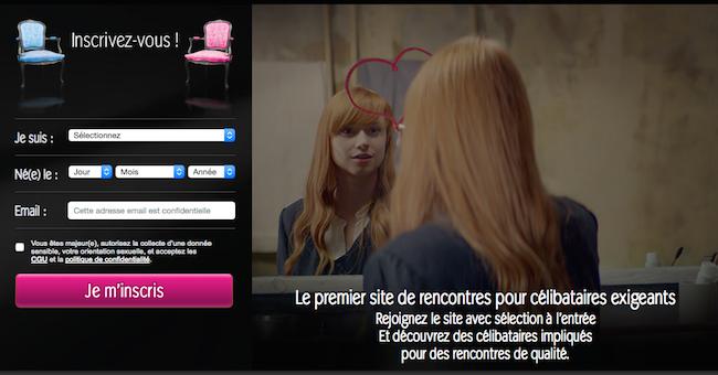 ecolalies.fr : Le site de rencontre pour les célibataires exigeants