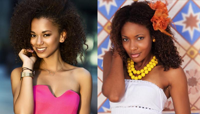 Trouvez Votre Beauté Exotique Africaine