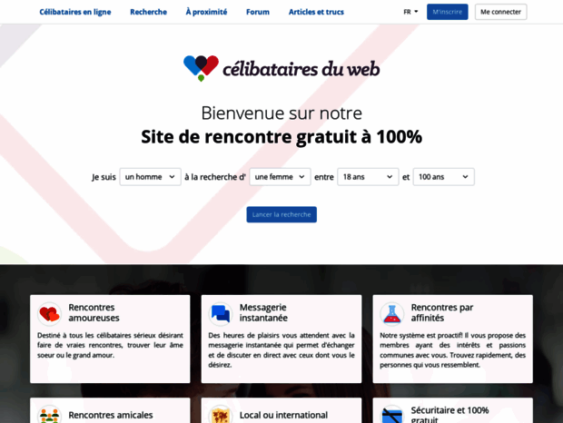 site de rencontre messagerie gratuite