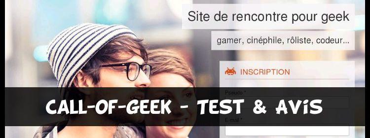 Site rencontre pour geek