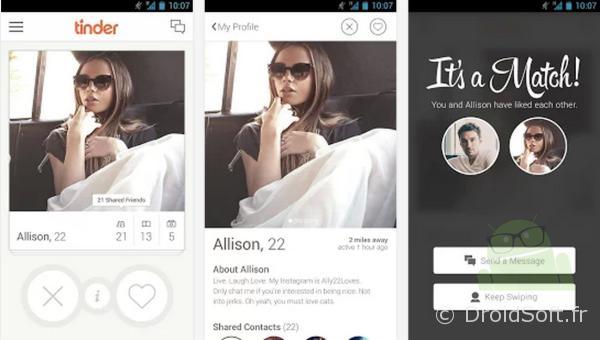 J'ai testé : une semaine sur Tinder | ecolalies.fr