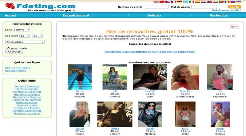 site de rencontres gratuit nice cherche dialogue avec femme