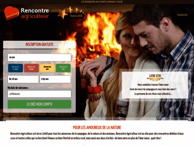 site rencontre agriculteur gratuit)