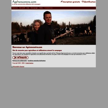 site rencontre agriculteur québec)