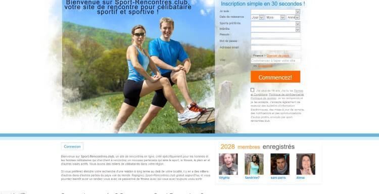 Célibataire Sportif les adeptes du sport, et célibataires sportifs