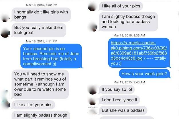 comment flirter avec une fille par sms)