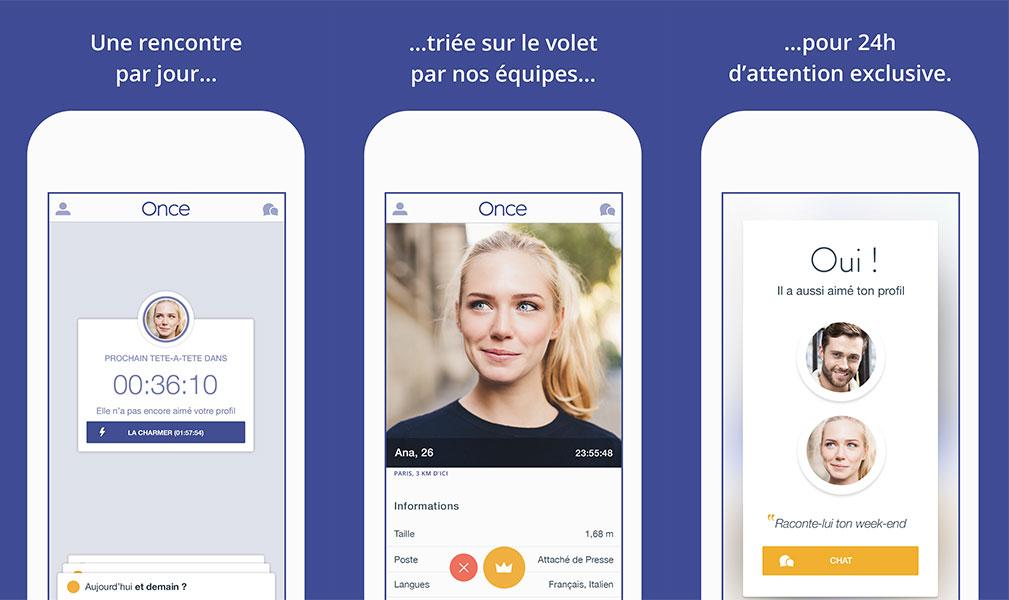Les meilleures applications de rencontres sur Android - FrAndroid