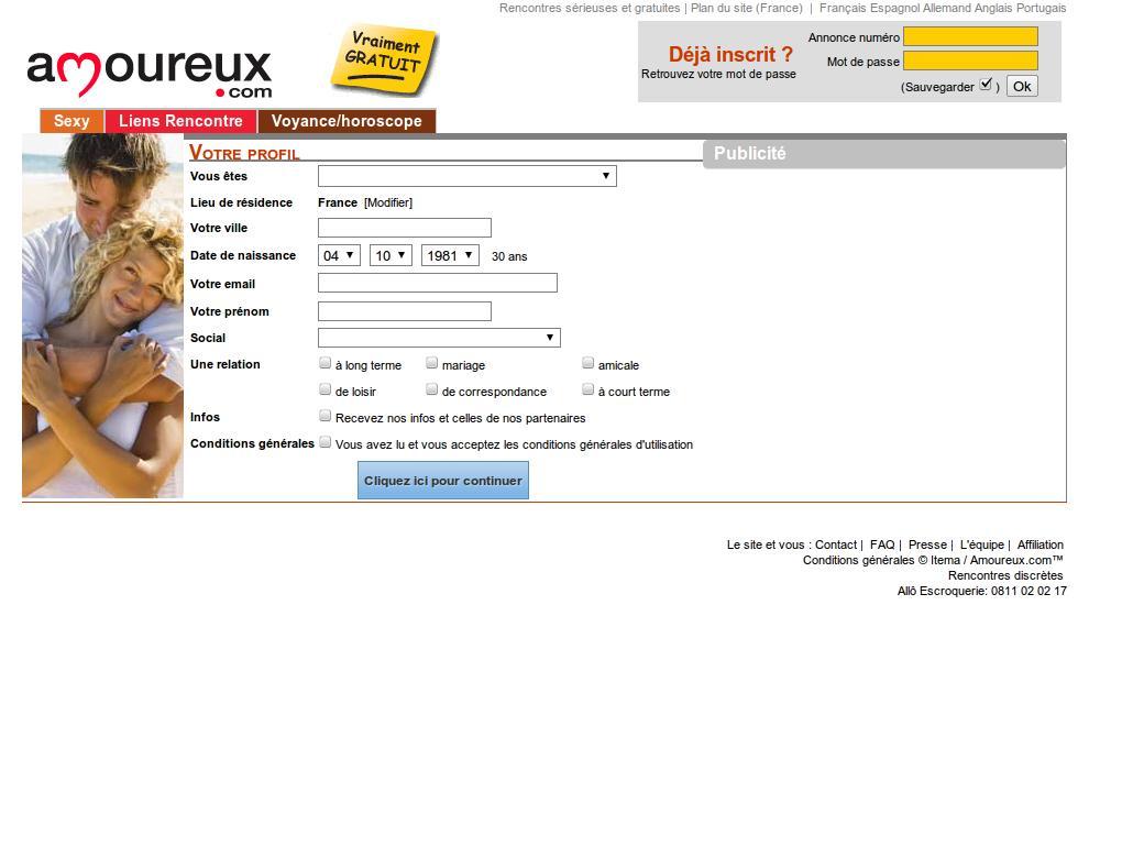liste sites rencontres)