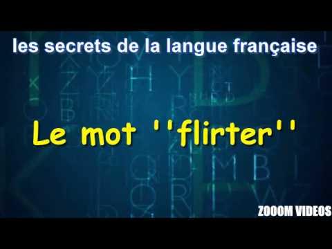Dйfinition Flirter - C'est quoi ou que veut dire Flirter ?