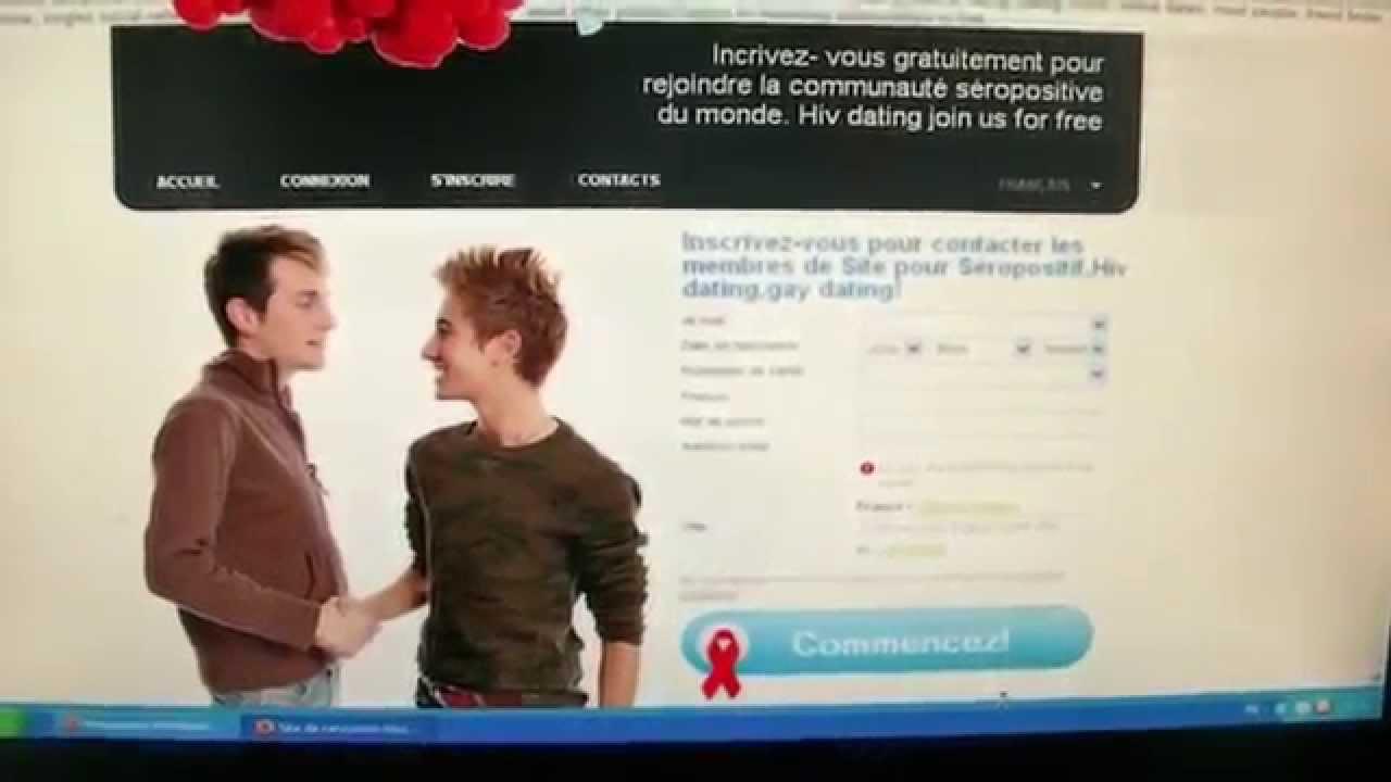 Dialogue en direct (chat) des séropositifs