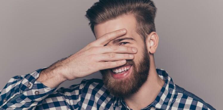 flirt homme timide
