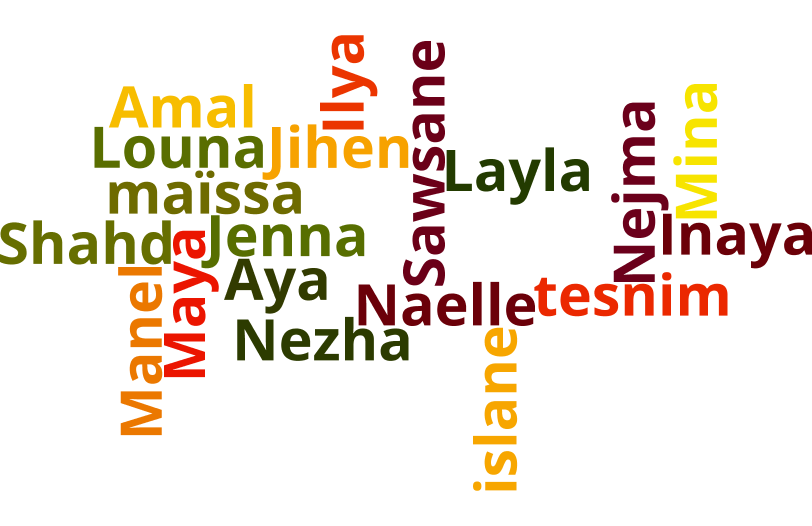 recherche prenom fille musulman