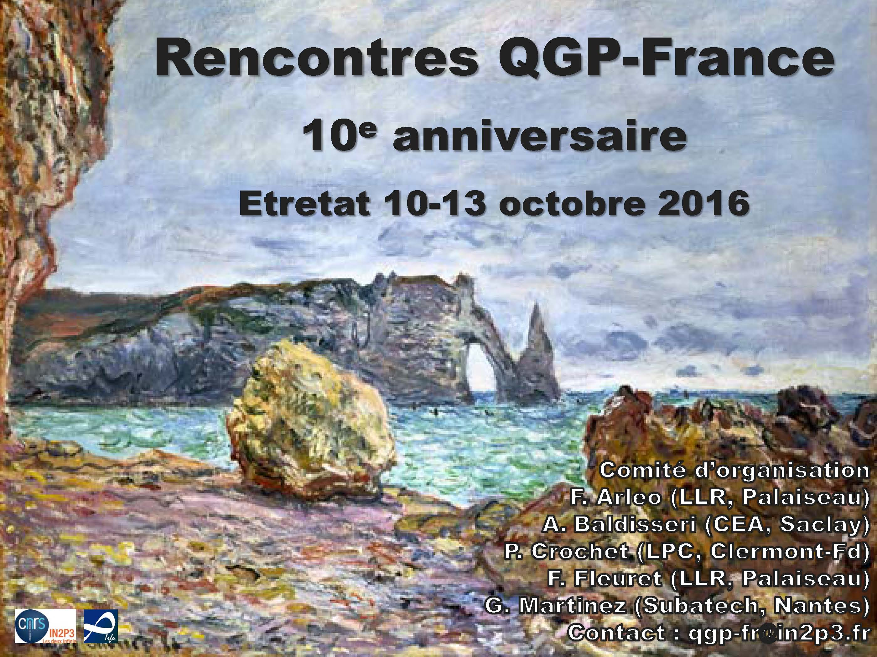 rencontre qgp france)