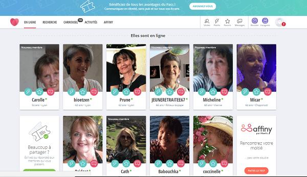 site de rencontre seniors forum recherche femme élancourt