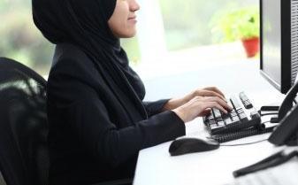 recherche emploi femme voilée