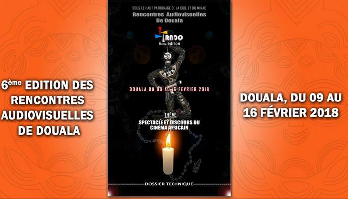 rencontres audiovisuelles de douala 2019)