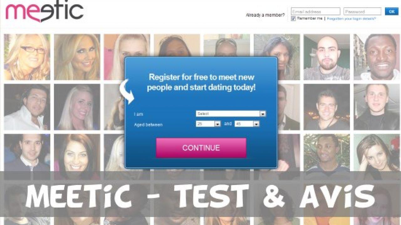 Test et Avis au sujet de Meetic : Un des leaders des sites de rencontres