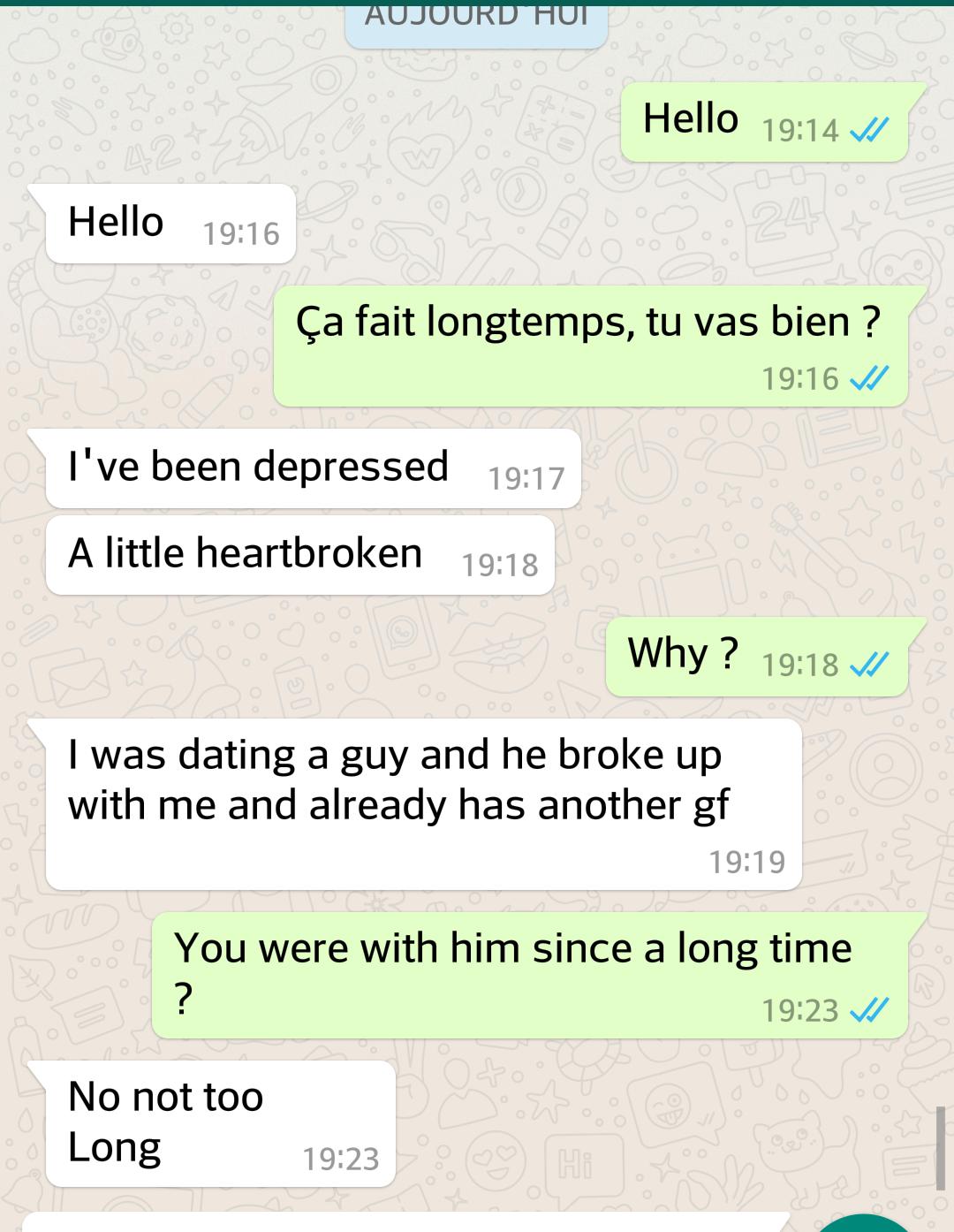 comment flirter en anglais)