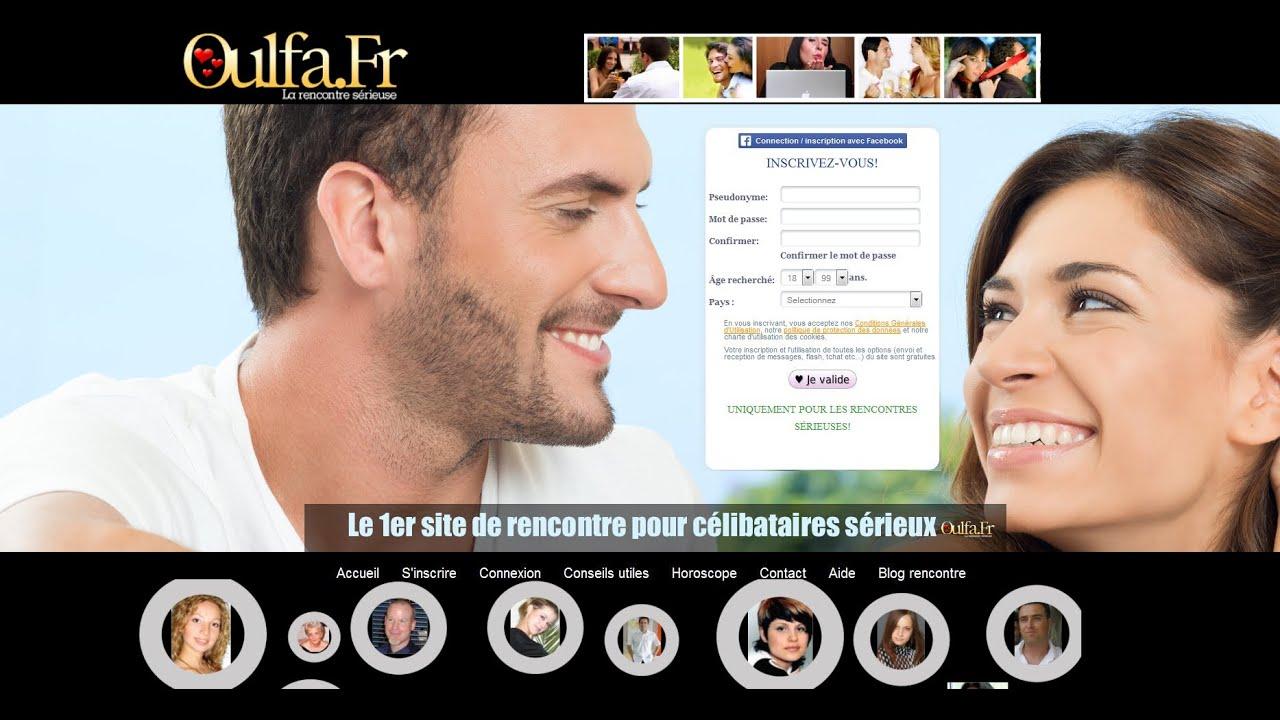 Site de rencontre gratuit et serieux pour célibataires.