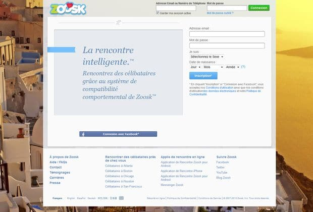 Zoosk - Tout savoir sur Zoosk !