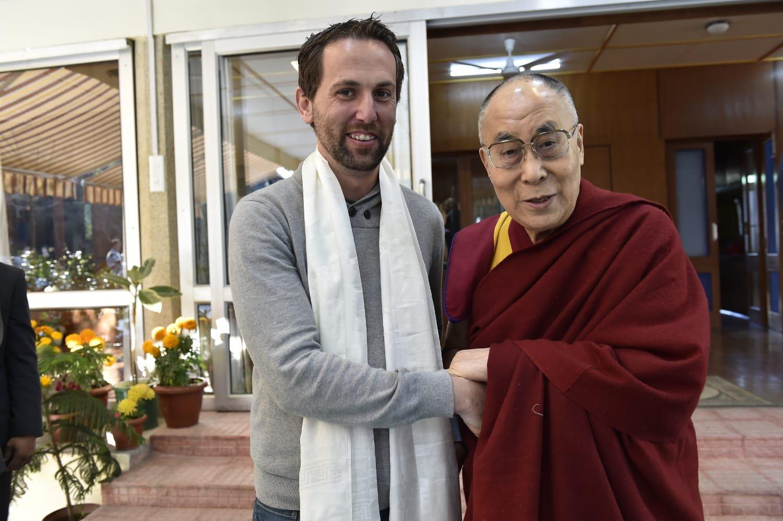 rencontrer le dalai lama a dharamsala)