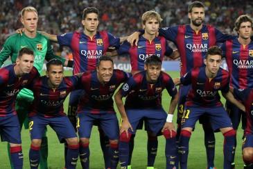 Lionel Messi repris dans la sélection du FC Barcelone pour affronter le Borussia Dortmund