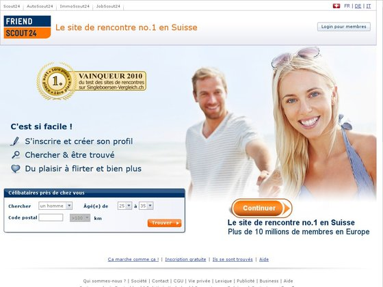 les sites de rencontre suisse gratuit