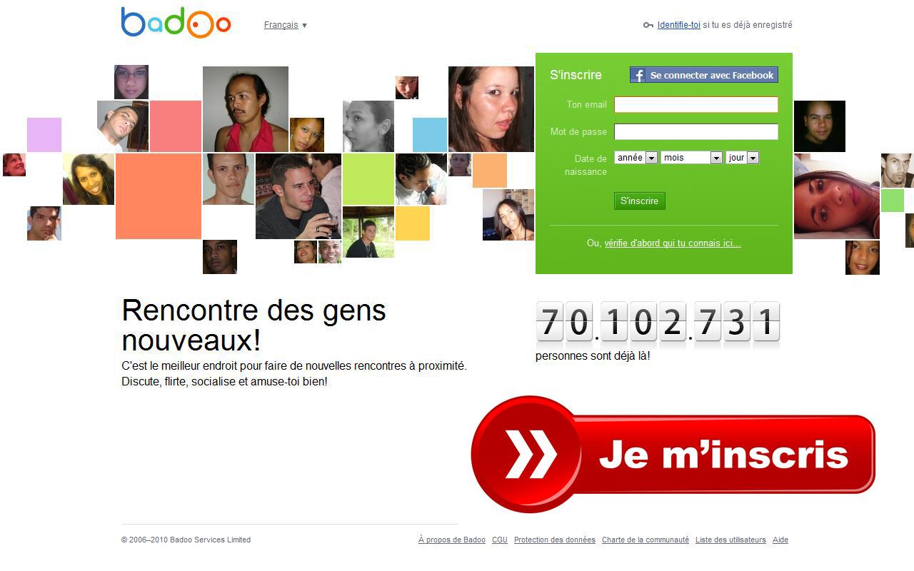 Rencontrez des gens gratuitement à Paris