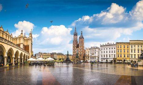 Où sortir à Cracovie - Vanupied