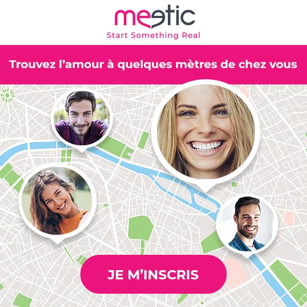 Site de rencontre gratuit - Meetic France