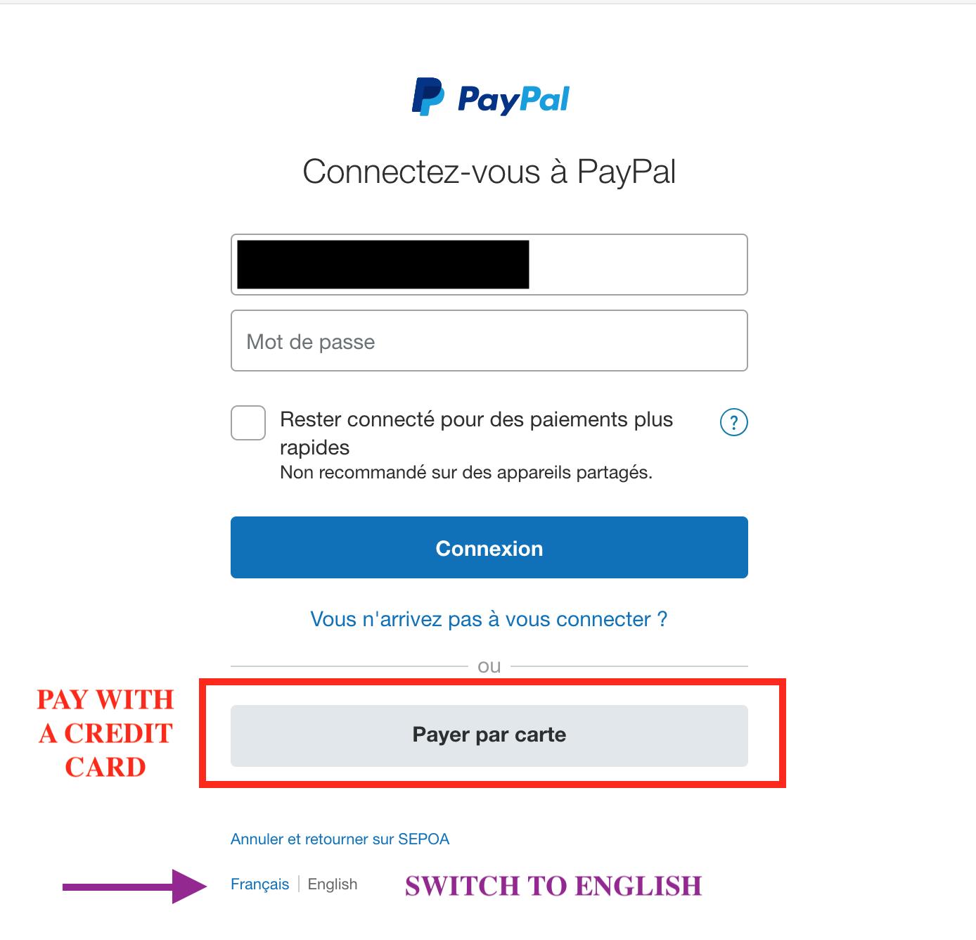 site rencontre paiement paypal