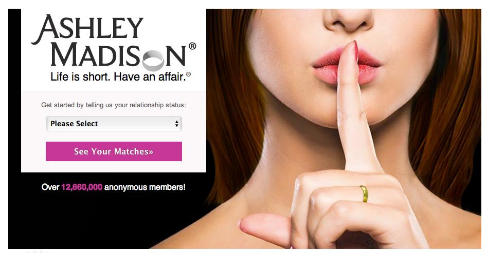 Le site de rencontres adultères Ashley Madison fait peau neuve
