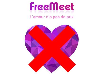 Créer votre compte Freemeet