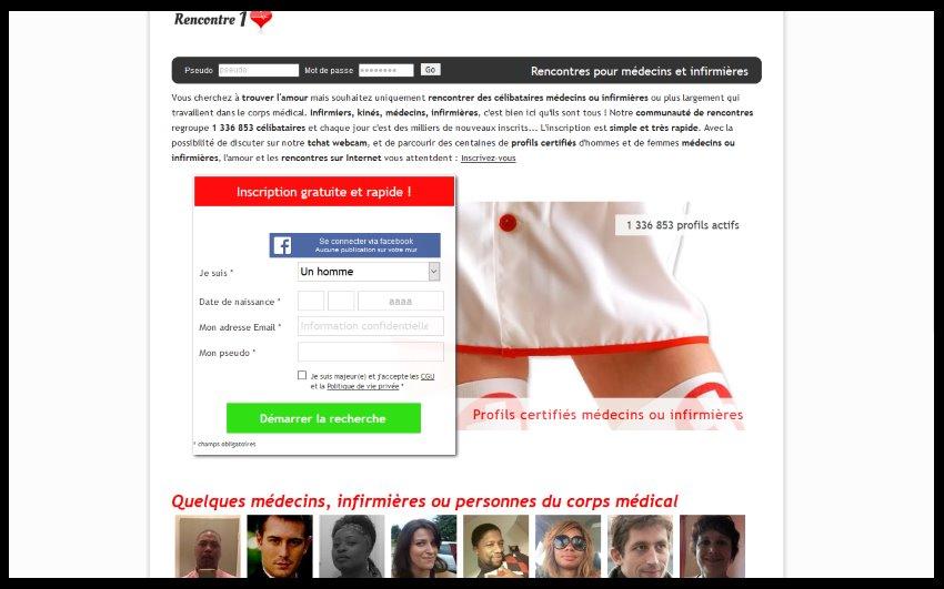 site rencontre medecins)